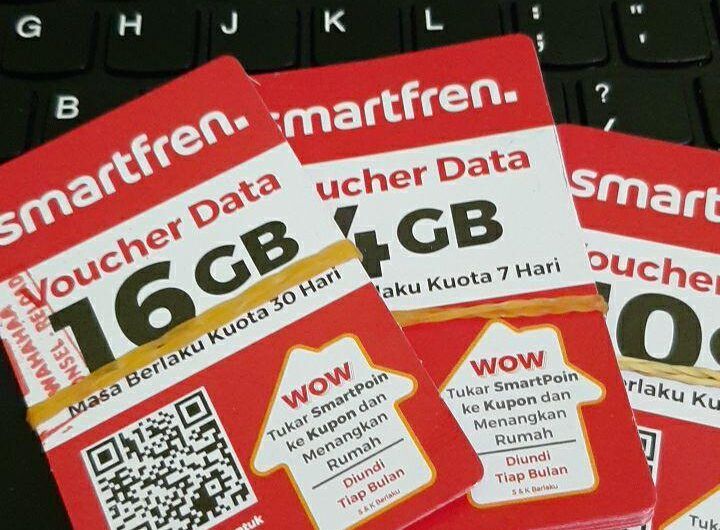 Voucher Data Internet Smartfren